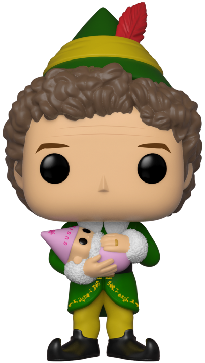 Funko Pop! Movies Buddy (w/ Baby Susan) Icon