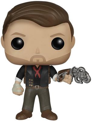 Funko Pop! Games Booker DeWitt (Skyhook)