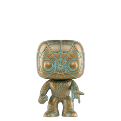 Funko Pop! Marvel Spider-Man Patina