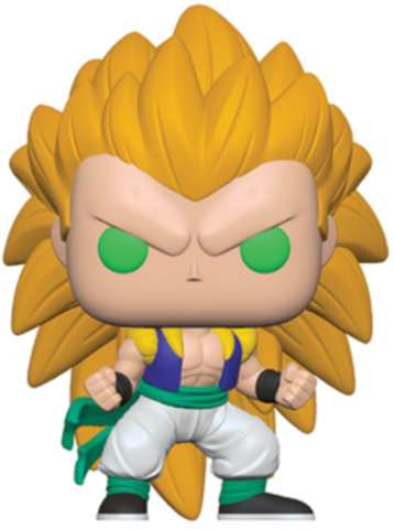 Funko Pop! Animation Super Saiyan Gotenks