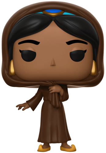 Funko Pop! Disney Jasmine (in Disguise)