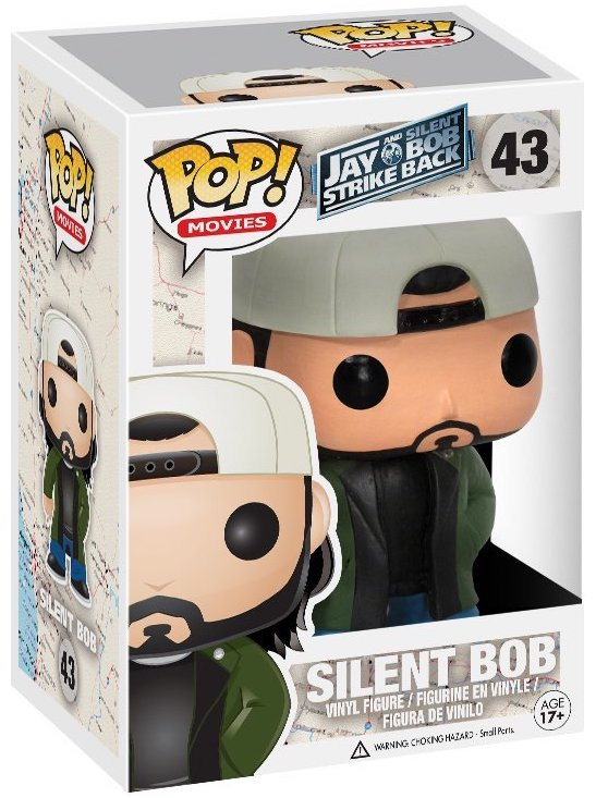 Funko Pop! Movies Silent Bob Stock