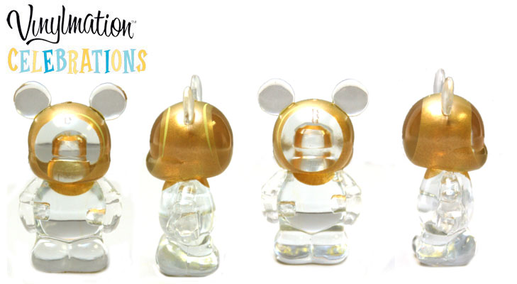 Vinylmation Open And Misc Celebrations Jr Men's Wedding Ring