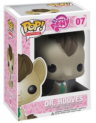 Funko Pop! My Little Pony Dr. Hooves Stock