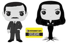 Funko Pop! Television Gomez and Morticia (2-Pack)