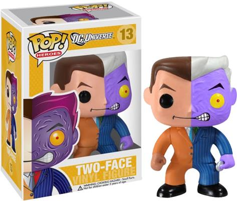Funko Pop! Heroes Two-Face Stock