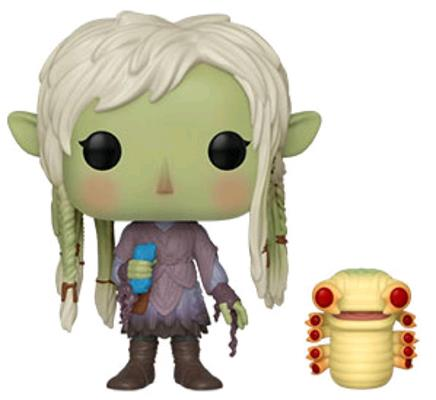 Funko Pop! Television Deet with Baby Nurlock