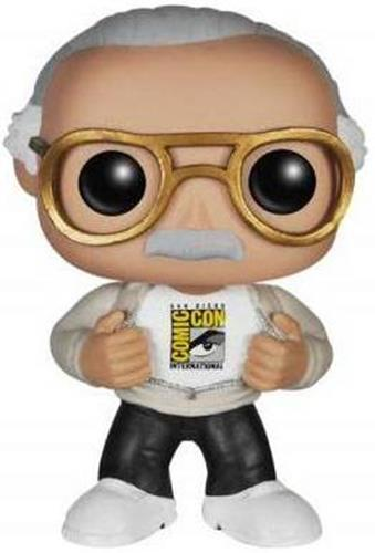 Funko Pop! Stan Lee Stan Lee (SDCC)