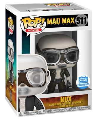 Funko Pop! Movies Nux (w/ Goggles) Stock
