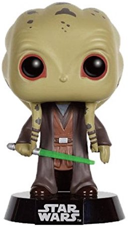 Funko Pop! Star Wars Kit Fisto