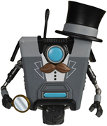 Funko Pop! Games Claptrap (Gentleman)
