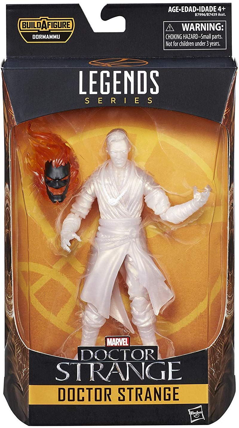 Marvel Legends Dormammu Series Astral Dr. Strange