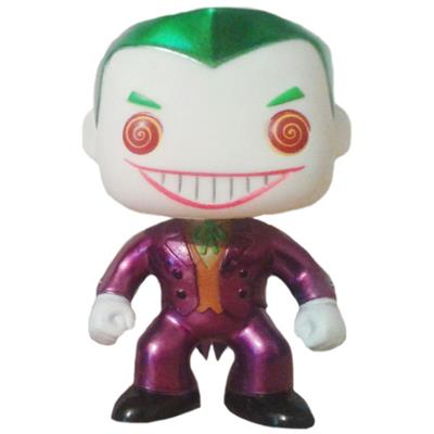 Funko Pop! Heroes The Joker (CHASE) Metallic