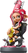 Amiibo Splatoon Octoling Girl