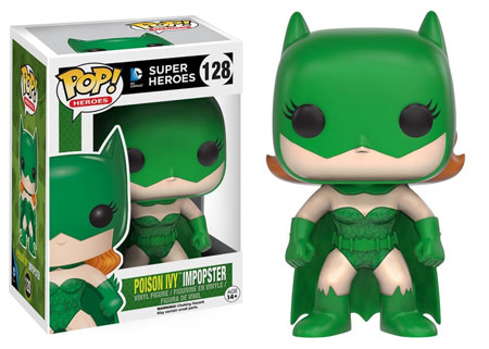 Funko Pop! Heroes Poison Ivy (Impopster) Stock
