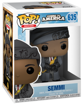 Funko Pop! Movies Semmi Stock