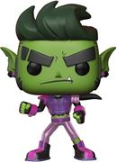Funko Pop! Television Beast Boy (Metallic)