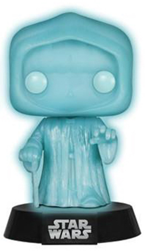 Funko Pop! Star Wars Emperor (Holographic)