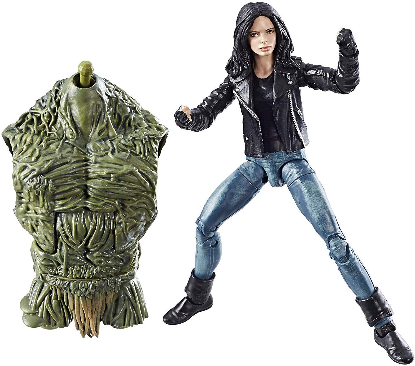 Marvel Legends Man-Thing Series Jessica Jones Stock