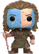Funko Pop! Movies William Wallace (Bloody)