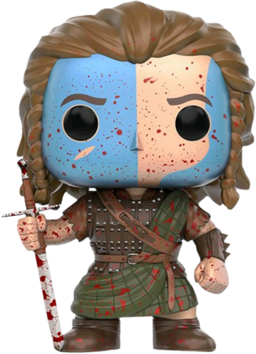 Funko Pop! Movies William Wallace (Bloody) Icon