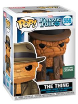 Funko Pop! Marvel The Thing (Hat) Stock