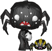 Funko Pop! Games Webber & Warrior Spider