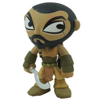 Mystery Minis Game of Thrones Series 1 Khal Drogo  Stock