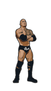 FiGPin WWE: Superstars The Rock