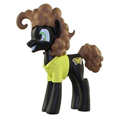 Mystery Minis My Little Pony Series 3 Cheese Sandwich (Black) Stock