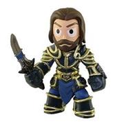 Mystery Minis Warcraft Lothar (Armor)