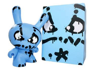 "Kid Robot 20"" Dunnys Untitled: Mist Stock"