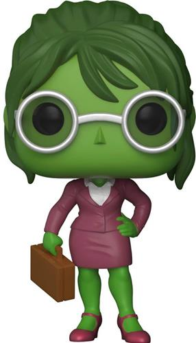 Funko Pop! Marvel She Hulk Lawyer