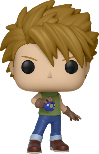 Funko Pop! Animation Matt Ishida Icon Thumb