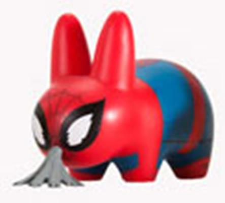 Kid Robot Marvel Labbits Series 2 Spider-Man