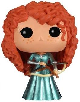 Funko Pop! Disney Merida (Metallic)
