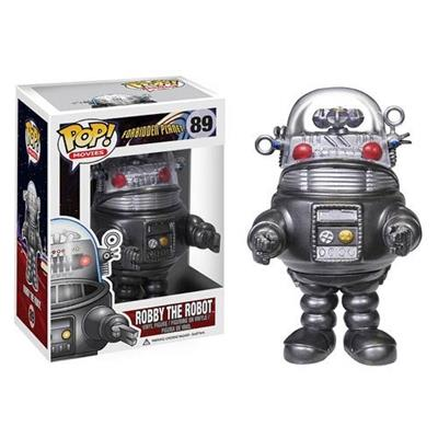 Funko Pop! Movies Robby the Robot Stock