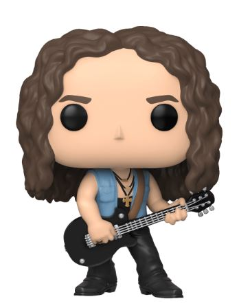 Funko Pop! Rocks Vivian Campbell