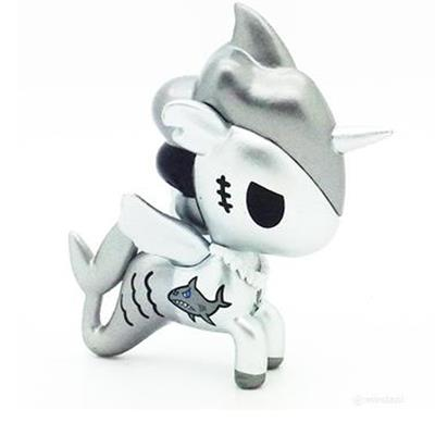 Tokidoki Mermicornos Series 2 Sharkbite CHASE Stock Thumb
