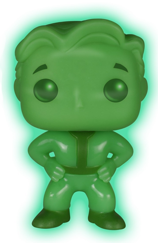 Funko Pop! Games Vault Boy (Glow)