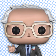 Funko Pop! The Vote