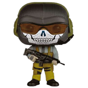 "Funko Pop! Games LT. Simon ""Ghost"" Riley"