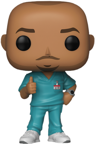 Funko Pop! Television Dr. Christopher Turk