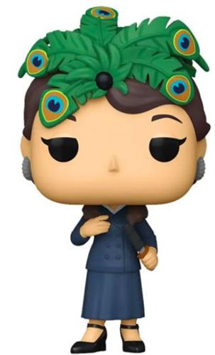 Funko Pop! Retro Toys Mrs. Peacock with The Knife