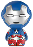 Dorbz Marvel Iron Patriot