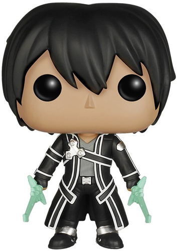 Funko Pop! Animation Kirito (Blue Swords)