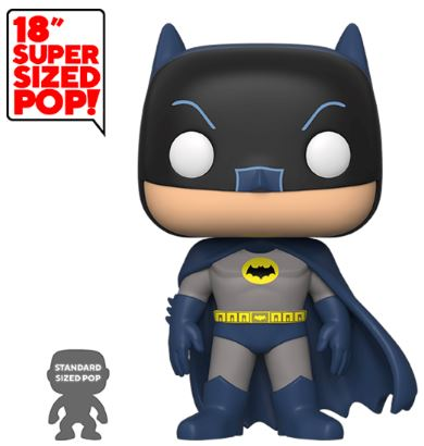 Funko Pop! Heroes Batman (1966) (18 inch)