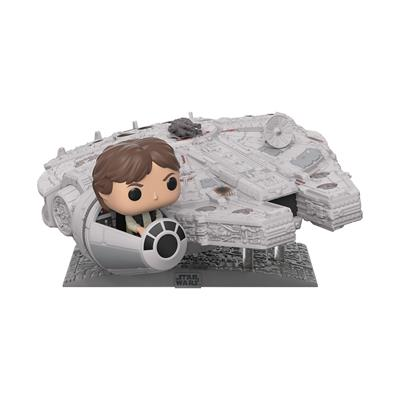 Funko Pop! Star Wars Han Solo In The Millennium Falcon