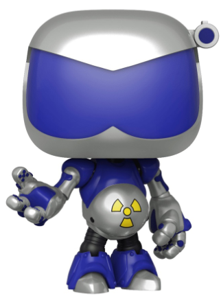 Funko Pop! Animation Toonami Tom Icon Thumb