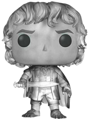 Funko Pop! Movies Frodo Baggins (Invisible)